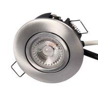 Scan Products LED Downlight Luna LP 4000K 230V 6,2W Borstad Aluminium