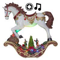 Juldekoration Panorama Swing Melodi/Rörelse