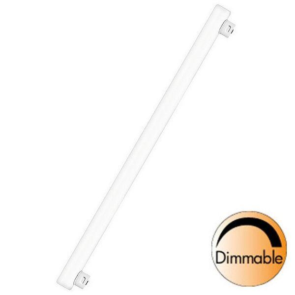Linestrarör Osram LEDinestra 9W 2-sockel Dimbar