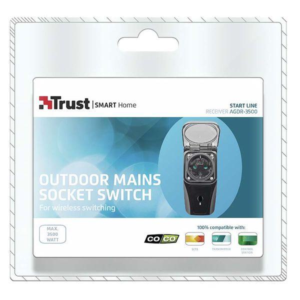 Trust Uttag AGDR-3500 för utomhusbruk