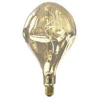 Dimbar Dekorationslampa Evo Rose LED 6W 80lm E27