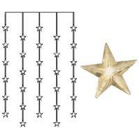 Ljusgardin Star Curtain LED 120cm