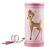 Vägglampa Bambi barnlampa