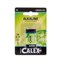 Batteri Calex 9V 6LR