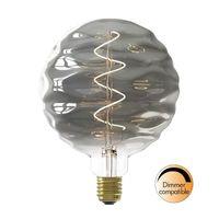 Dimbar Dekorationslampa Bilbao Titanium LED 4W 60lm E27