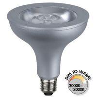 Dimbar Par 38 LED COB Dim to Warm 15,0W 850lm E27