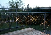 LED System 24 Ljusslinga Gardin 1x2 m