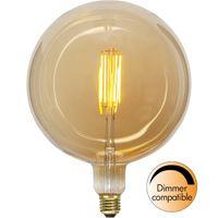 Dimbar Dekorationslampa Ø200 Industrial Vintage LED 4,5W 330lm E27