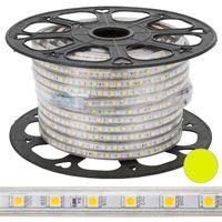 LED Strip 230V Gul