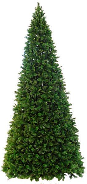 Plastgran konstgran 5m Colorado XXL Grön