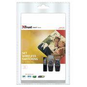 Trust Uttag Set AGDR2-3500R för utomhusbruk
