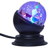 Bordslampa Disco LED RGB