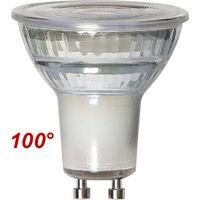 Par16 LED 100º 6,3W 560lm GU10