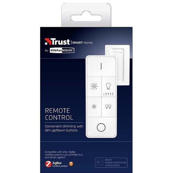 Trust Zigbee Fjärrkontroll med väggmontering ZYCT-202