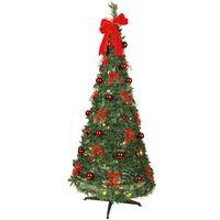 Julgran med LED Pop-Up-Tree 185cm