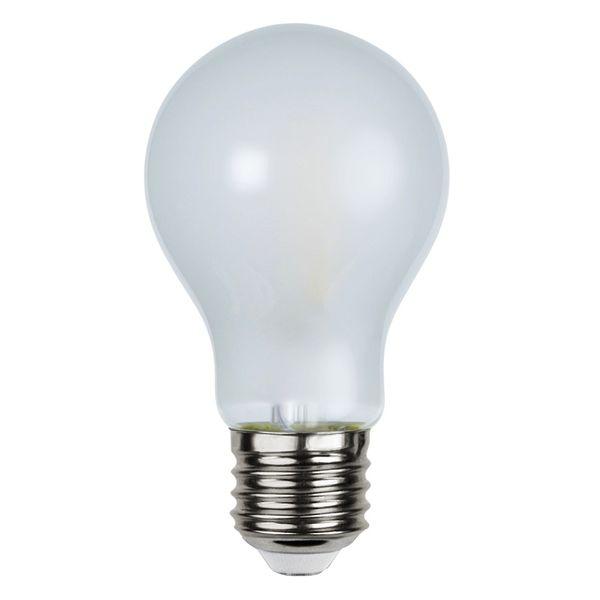 Dimbar Normal Filament Matt Dim To Warm LED 4,0W 300lm E27