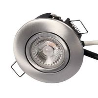 Scan Products LED Downlight Luna LP 3000K 230V 6,2W Borstad Aluminium