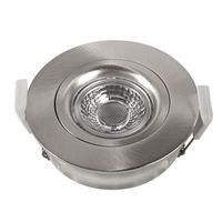Downlight DL6809 Svart IP44 Dimbar