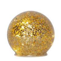 Inomhusdekoration Glasdekoration Star Fall 10cm
