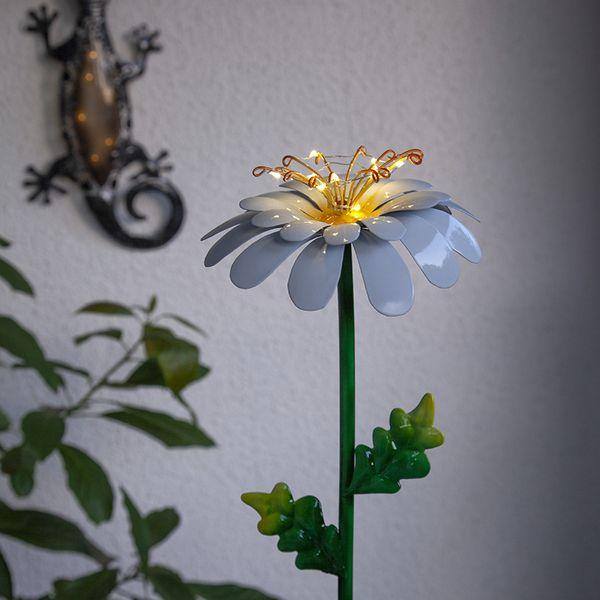 Solcellsdekoration Daisy