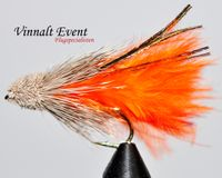 Marabou Muddler Orange