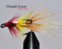 Apache Shrimp size 8 (triple hook)