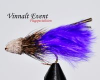 Marabou Muddler Purple