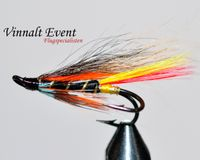Thunder & Lightning size 8 (Double hook)