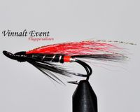 Ponoi Red size 6 dark red wing