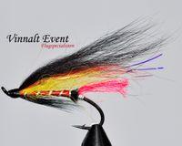 Tronder Ruggen size 4 (Single hook)