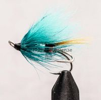 Salmon Blue size 8 (Double hook)