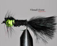 Montana Vihreä Musta Marabou