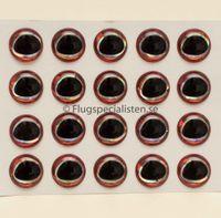 Epoxy Eyes ultra 3D Röda