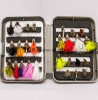 Muddler/Caddis collection 27 items