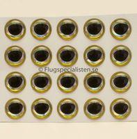 Epoxy eyes ultra 3D yellow