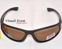 Glasses Black with brown lenses, UV 400