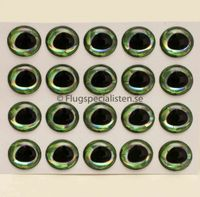 Epoxy eyes ultra 3D green