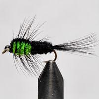 Montana Grøn, øjne str. 12