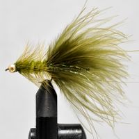 Wolly Bugger Olive