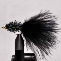 Guldhuvud Musta koko 10