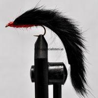 Zonker Red/black size 6