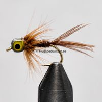 Mini Lead Heads Pheasant Tail stl. 10