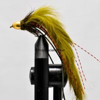 Conehead Muddler/zonker† Olive size 8