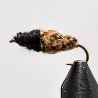 Vesiperhosen toukka (kivet) NS. 12