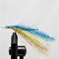 Fish Blue/Green size 6
