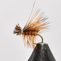 Elk Hair Caddis Beige size 16