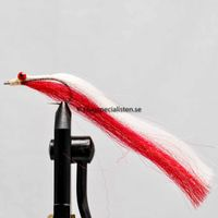 Clouser Minnow Red/White 2
