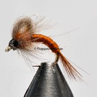 Cdc Emerger Brown size 14