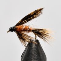 Details about  /10 X MAYFLIES ASSORTMENT SIZE 8 DRAKES SPENT FRENCH PARTRIDGE BY AQUASTRONG