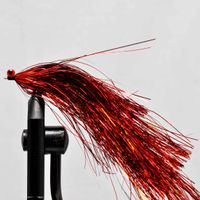 Haukiperho Punainen Koko 6
